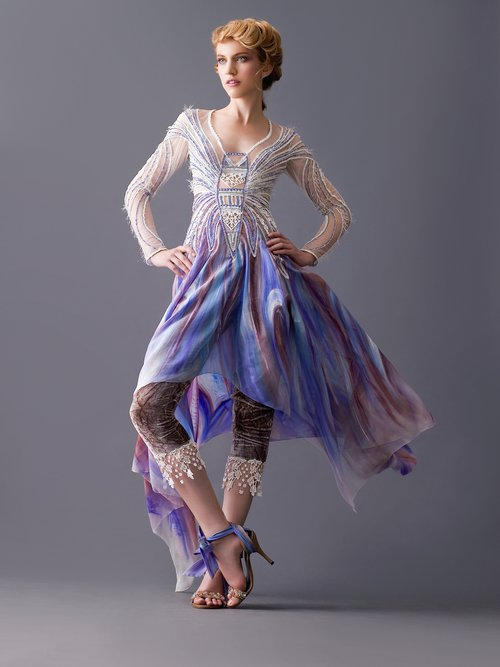 b42c921c91df Blanka Matragi a její šaty - PressCentrum ASPEN.PR s.r.o.